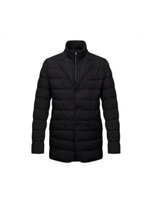 Черная повседневная куртка Herno