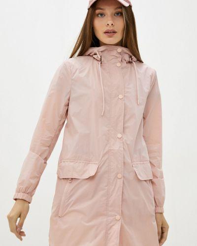 Розовая легкая ветровка Softy