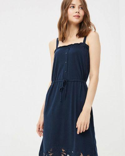 Платье прямое осеннее Warehouse