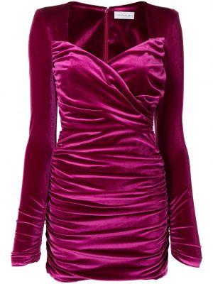 Платье макси длинное - фиолетовое Rebecca Vallance