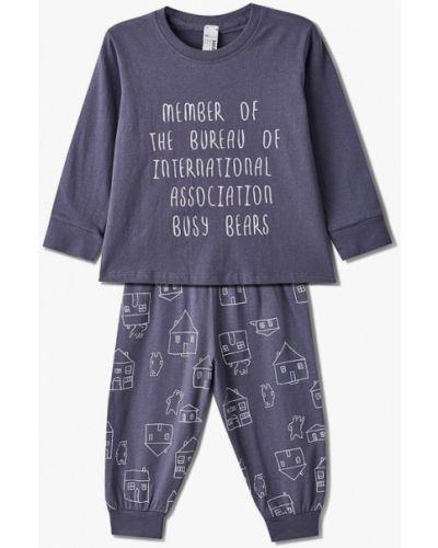 Пижамная серая пижама Sela