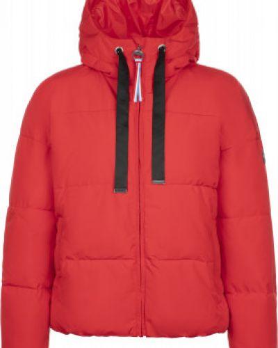 Свободная утепленная красная куртка Luhta