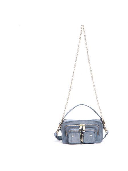 Niebieska torebka Nunoo