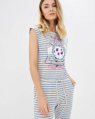 Пижама бежевая пижамный твое
