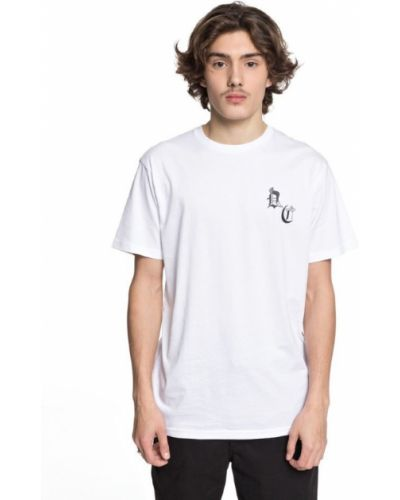Белая футболка Dc Shoes