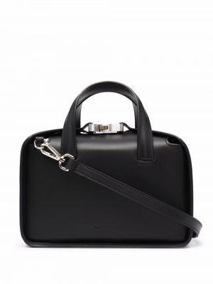 Czarna torba na ramię skórzana 1017 Alyx 9sm