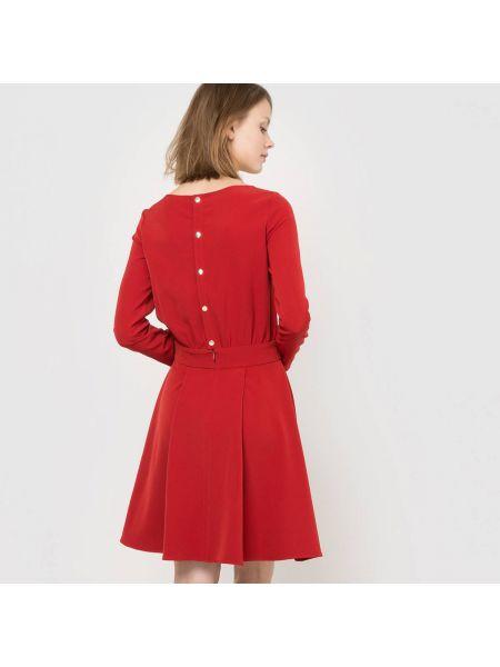 Вечернее платье мини на пуговицах La Redoute Collections