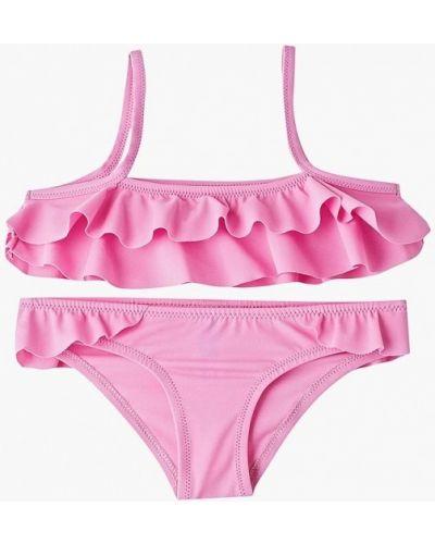 Купальник розовый United Colors Of Benetton