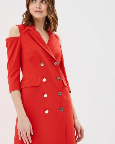 Красный пиджак Rinascimento