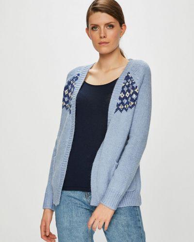 Вязаный свитер с узором трикотажный Silvian Heach