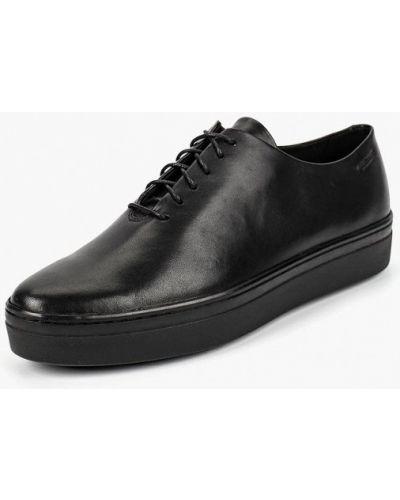 Кожаные ботинки осенние низкие Vagabond