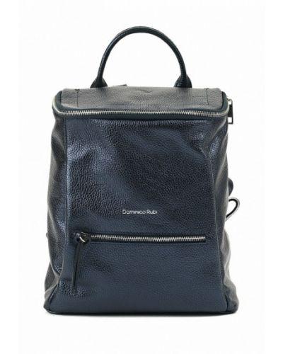 Синий рюкзак городской Dominico Rubi