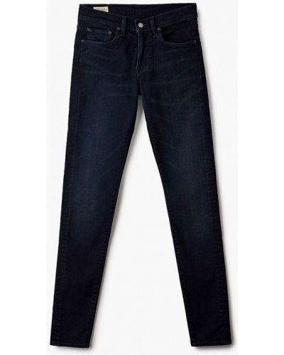 Синие зауженные джинсы-скинни Levi's®