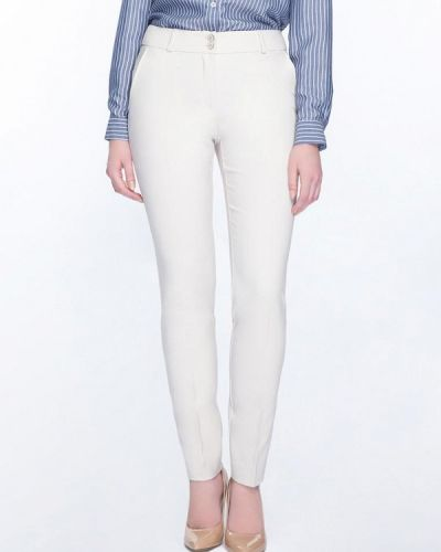 Белые брюки Gregory