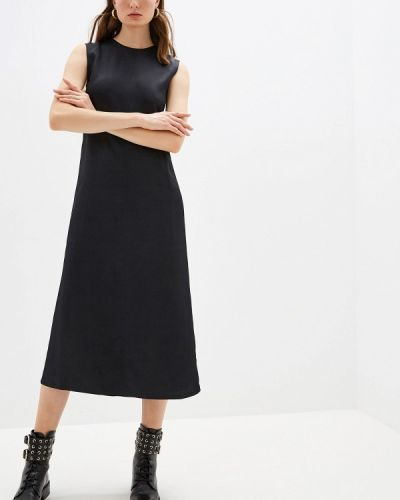 Повседневное платье осеннее Helmut Lang