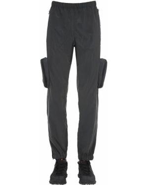 Czarne spodnie ciążowe Ndg Studio - Nid De Guepes