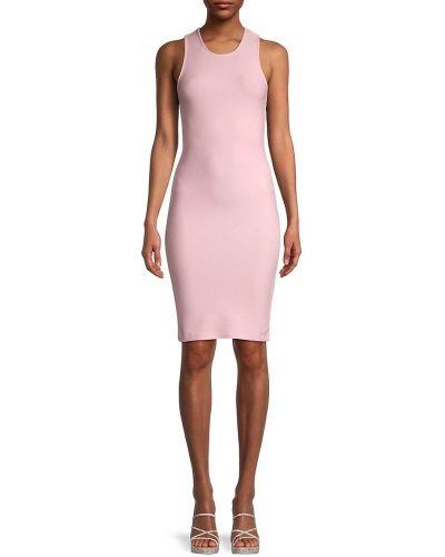 Sukienka mini - różowa Helmut Lang