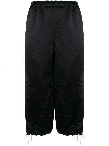Черные шорты с карманами Comme Des Garçons Girl