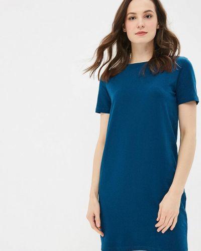 Платье футболка осеннее Iwie