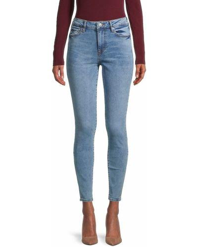 Джинсовые зауженные джинсы True Religion