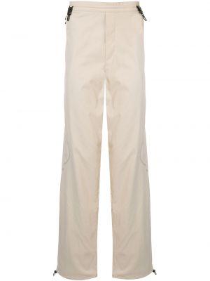 Beżowe spodnie Affix