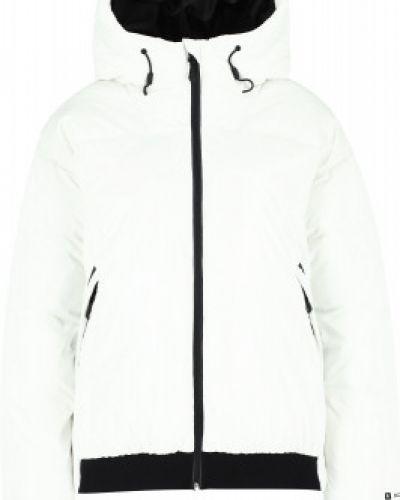 Белая куртка утепленная Madshus