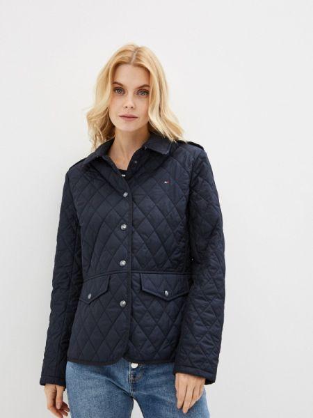 Утепленная куртка демисезонная весенняя Tommy Hilfiger