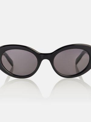 Черные солнцезащитные очки Céline Eyewear