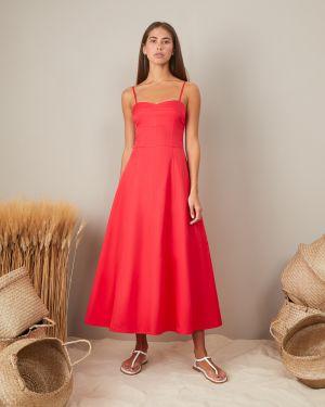 Платье на тонких бретелях платье-сарафан 12storeez