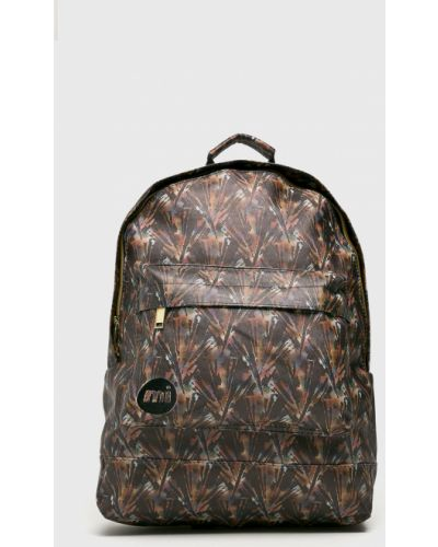 Рюкзак с карманами - коричневый Mi-pac