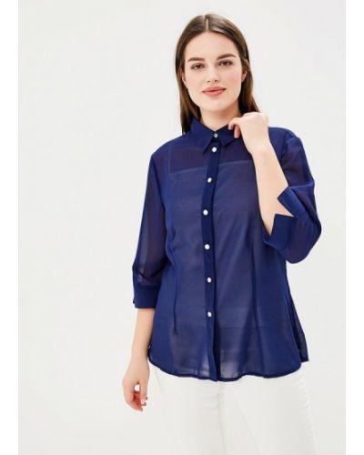 Синяя блузка Fresh Cotton
