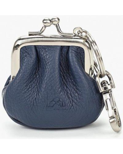 Синий кошелек итальянский Tony Perotti