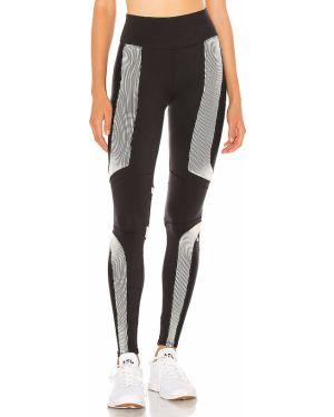 Sportowe spodnie elastyczne czarne Alo