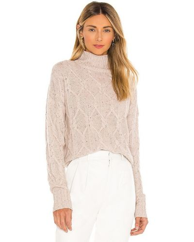 Повседневный ватный шерстяной свитер 360cashmere