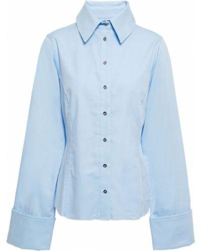 Niebieska koszula bawełniana Marques Almeida