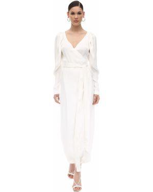Платье с запахом с V-образным вырезом Rotate