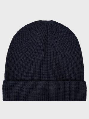 Шерстяная шапка - синяя Lab. Pal Zileri