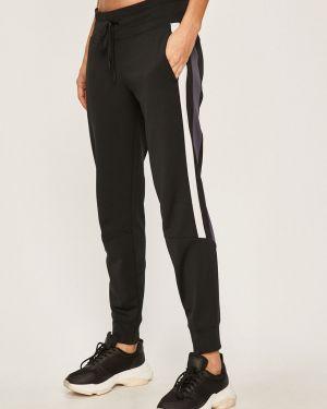 Spodnie z wzorem skromny Dkny