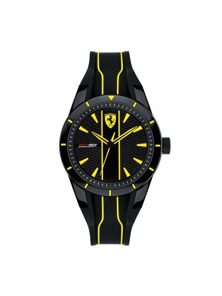 Zegarek - czarny Scuderia Ferrari