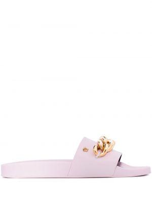 Różowy łańcuszek Versace