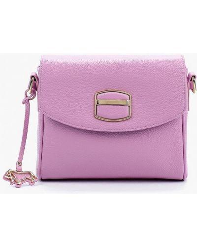 Фиолетовая сумка через плечо Labbra