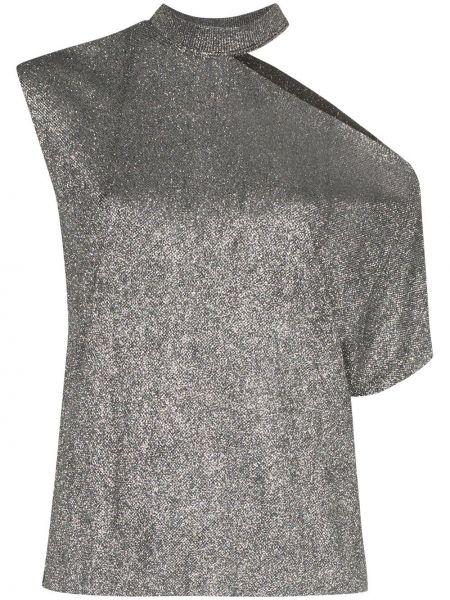 Рубашка в полоску асимметричная Rta