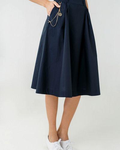 Синяя юбка Ora