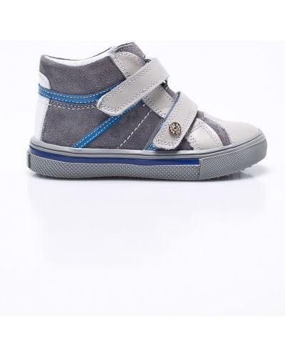 Туфли мягкий серый Bartek