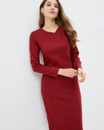 Платье - красное Emi