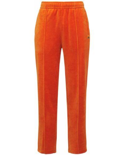 Joggery - pomarańczowe Lacoste
