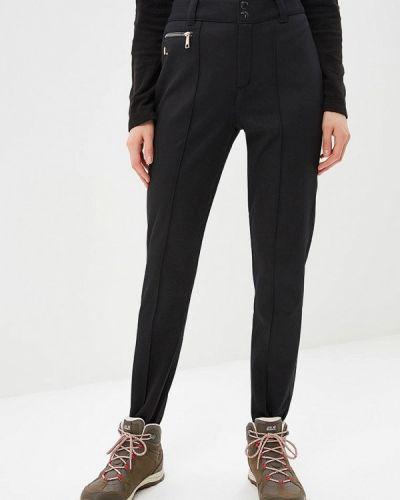 Черные брюки утепленные Luhta