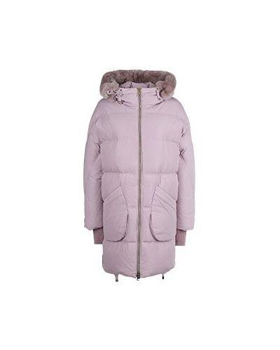 Розовая куртка Diego M