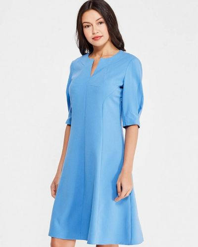 Платье - голубое Dlys