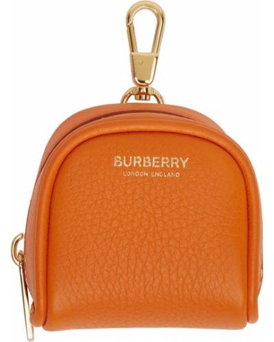 Złoty charms - beżowy Burberry